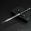 Gothic Dagger Collectors Knife | Fixed Blade Knife