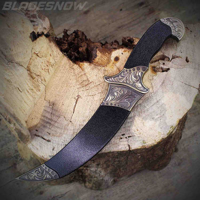 Medieval Dagger Fixed Blade hunting Knife