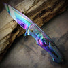 Aura Bear Spring Assisted Pocket Knife