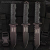 Combat Fixed Blade Full Tang Knife Set
