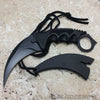 Karambit Set Black 2pc