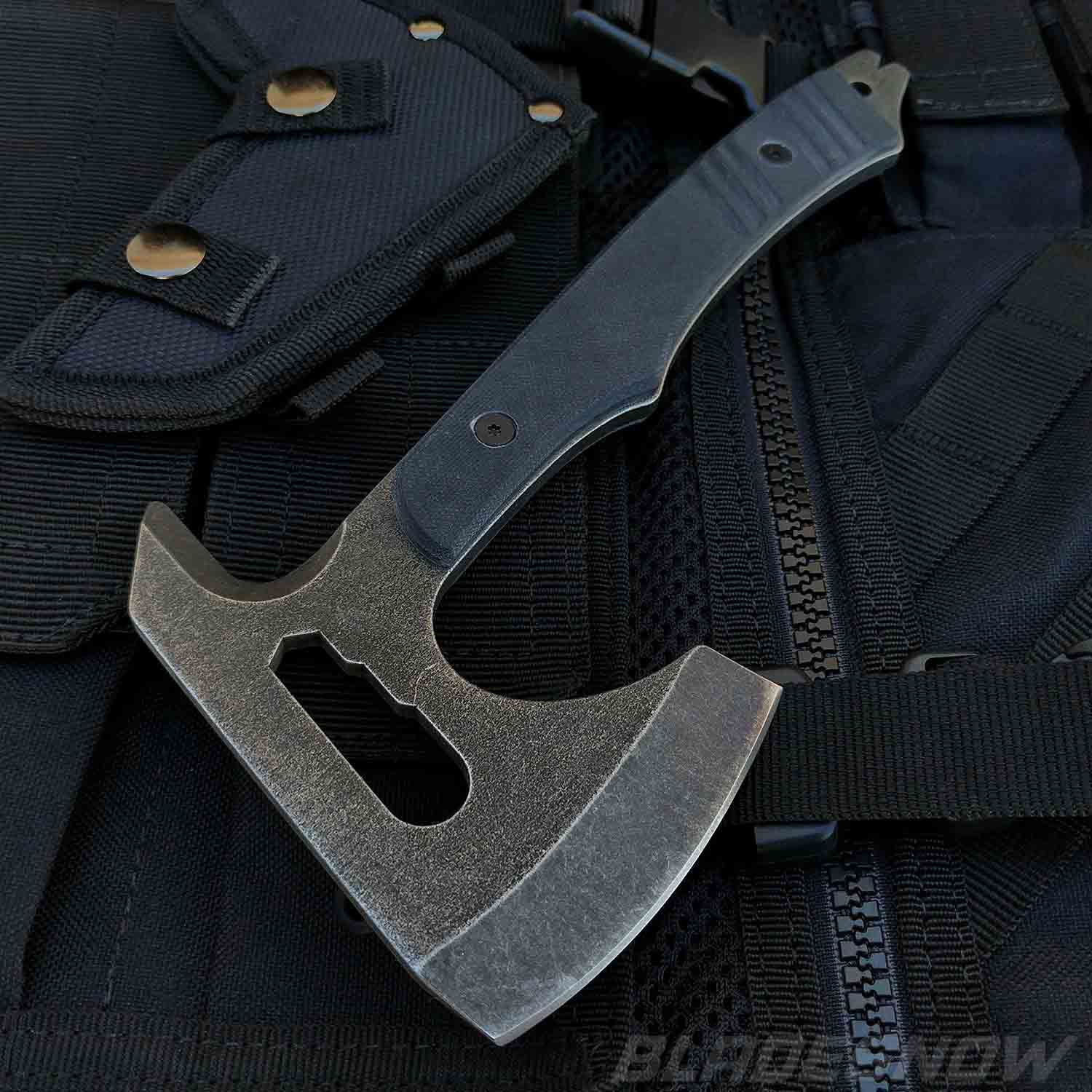 G10 Hatchet Axe Stonewashed