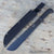Hunting Jungle Fixed Blade Machete Sword with cover