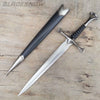 Collector Knight's dagger Fixed blade