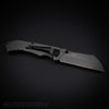 Ripple Aircraft Gray Assisted Opening Pocket Cleaver