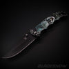 skull knife - Spring assisted pocket knife