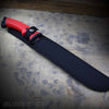 Survival Hunting Machete with sheath