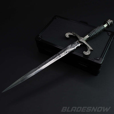 Gothic Style Knife | Dagger Collectors Blade Fixed Knife