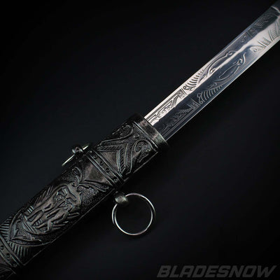 Gothic Dagger Collectors Knife at bladesnow