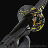 41 inch Battle Ready Damascus Katana Sword Handmade R465