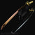 "41"" Battle Ready Gold Damascus Katana Sword Handmade R471"