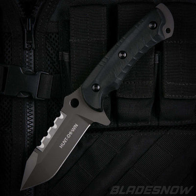 Combat Tactical Tanto Fixed sharp Blade knife