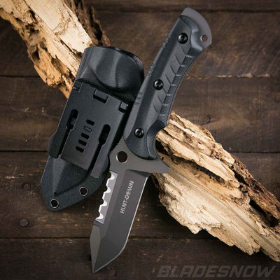 Combat Tactical Fixed Blade Knives with cover