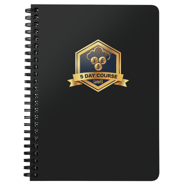 CarterFX 5 Day Course Notebook