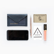 Opportunity Business Card Case - Navy - Ella Skye