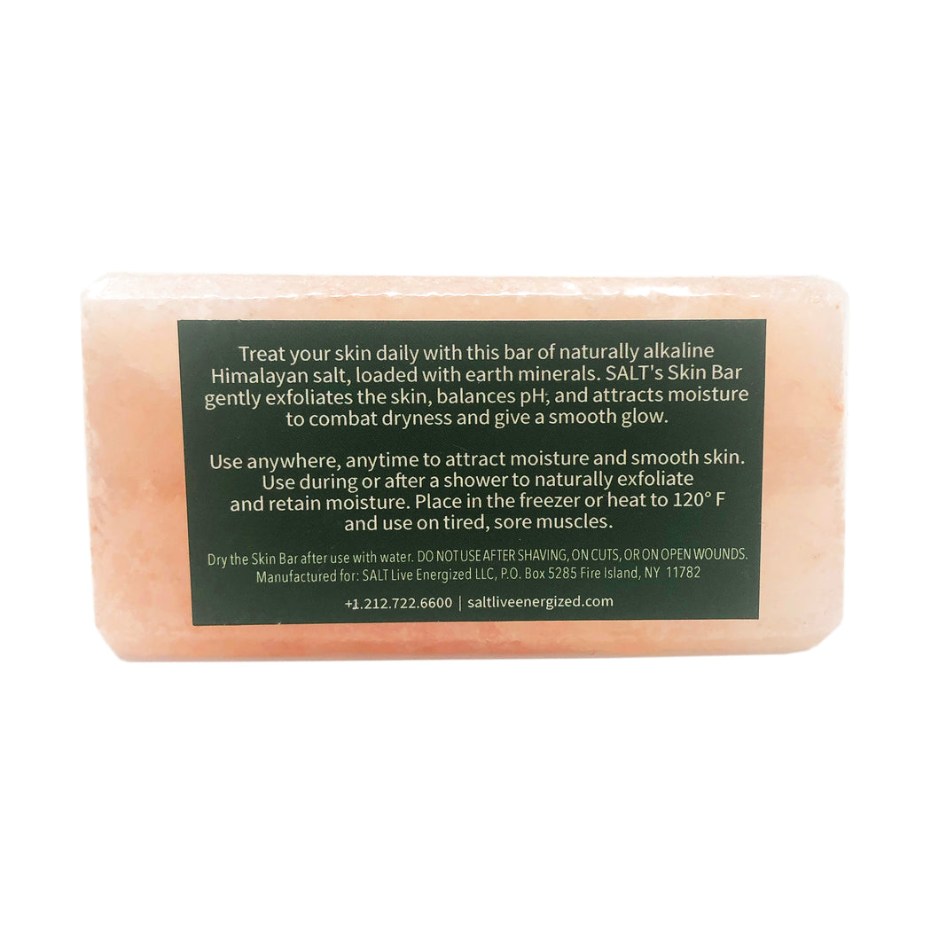 Himalayan Salt Skin Bar