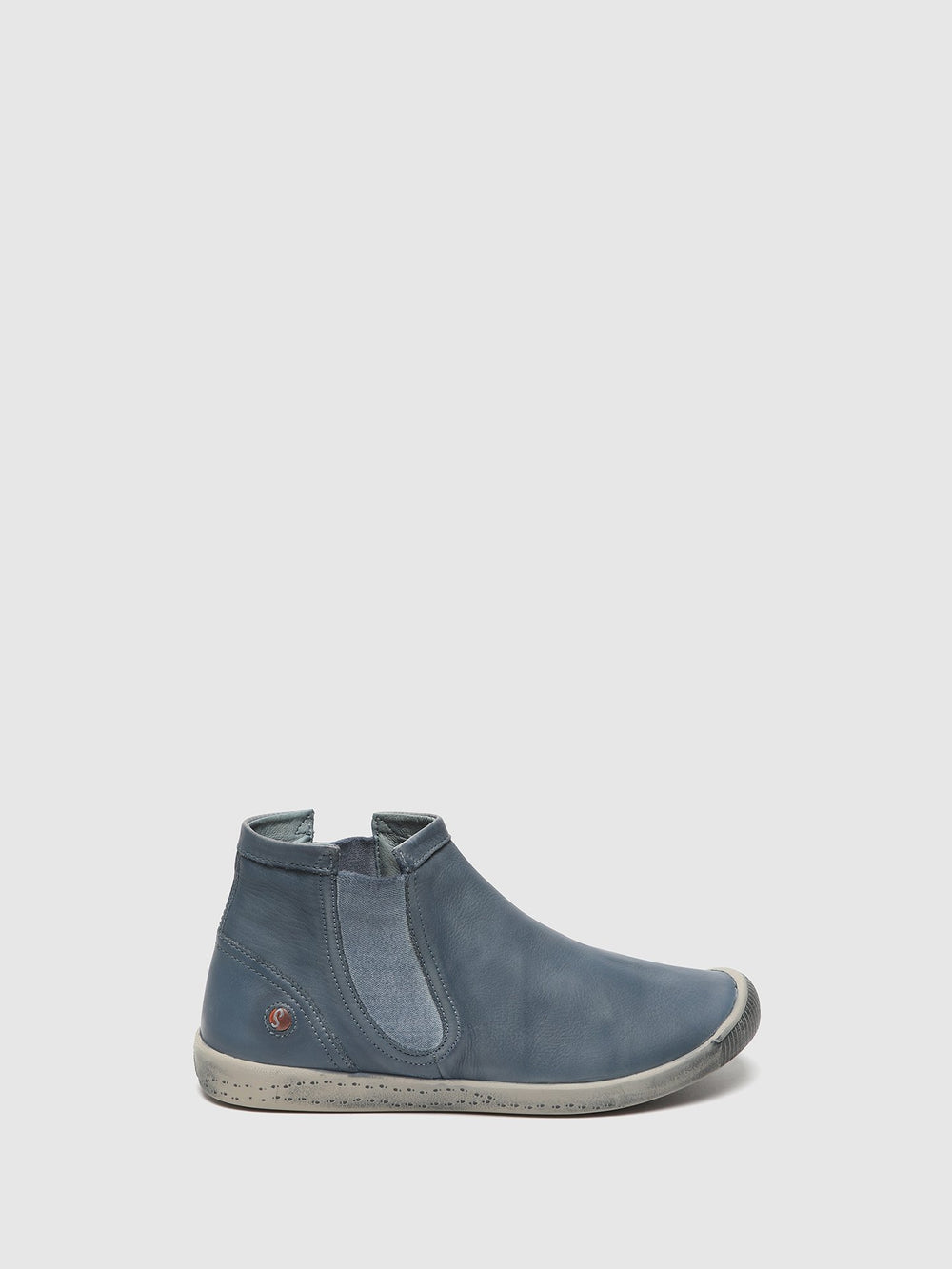 Chelsea Boots ICI486SOF WASHED NAVY