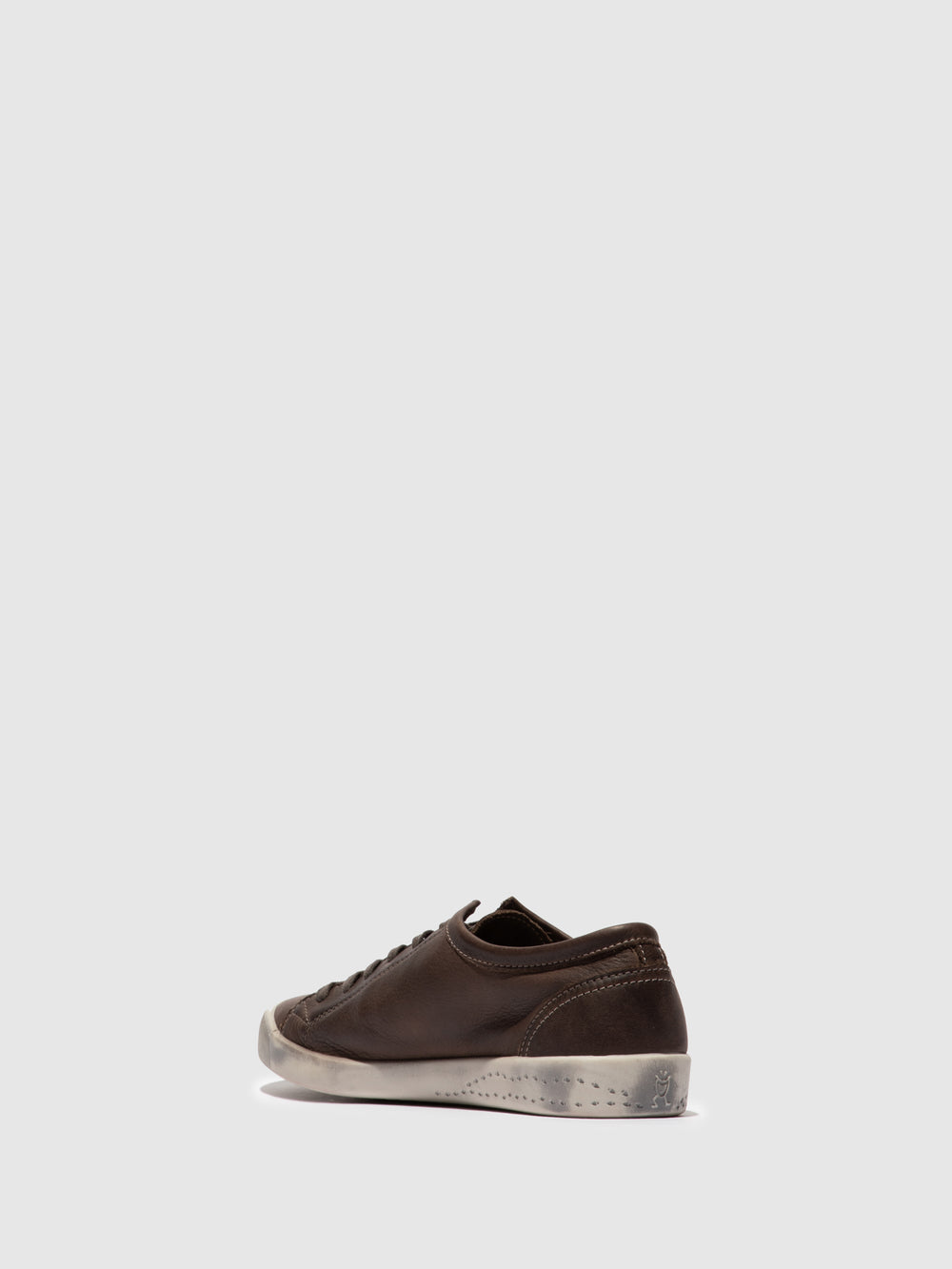 Lace-up Trainers ISLA DK.BROWN