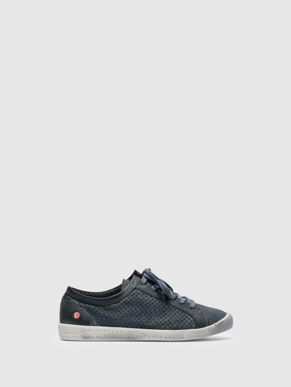 Lace-up Trainers ICA388SOF WASHED NAVY
