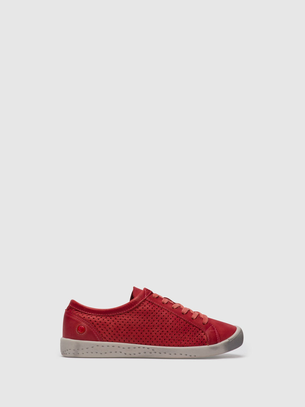 Lace-up Trainers ICA388SOF Red