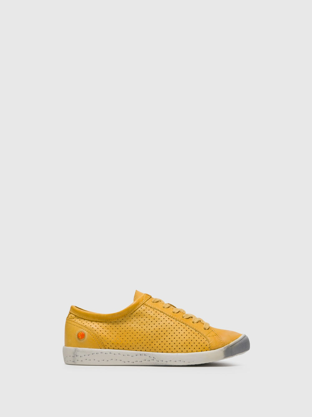 Lace-up Trainers ICA388SOF Yellow