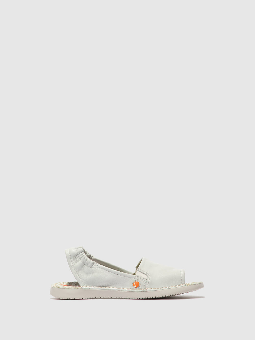 Sling-Back Sandals TEE430SOF SMOOTH WHITE