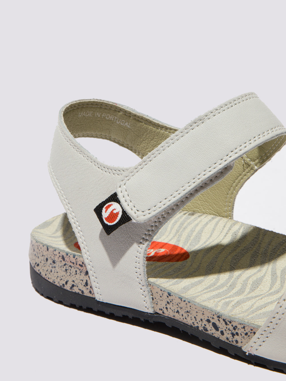 Velcro Sandals KIVA530SOF White