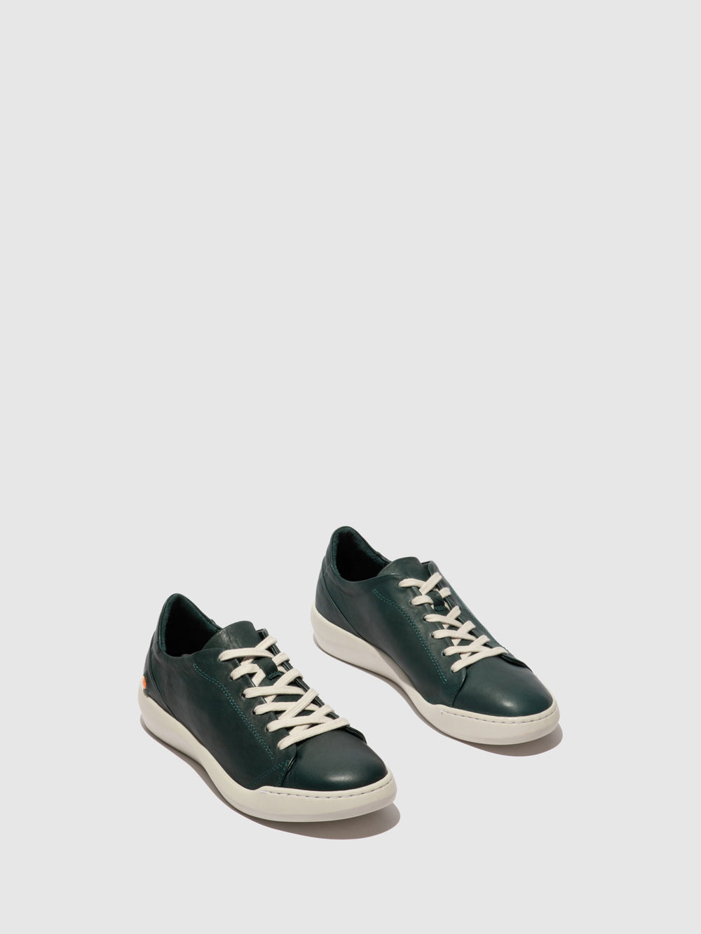 Lace-up Trainers BAUK543SOF FOREST GREEN