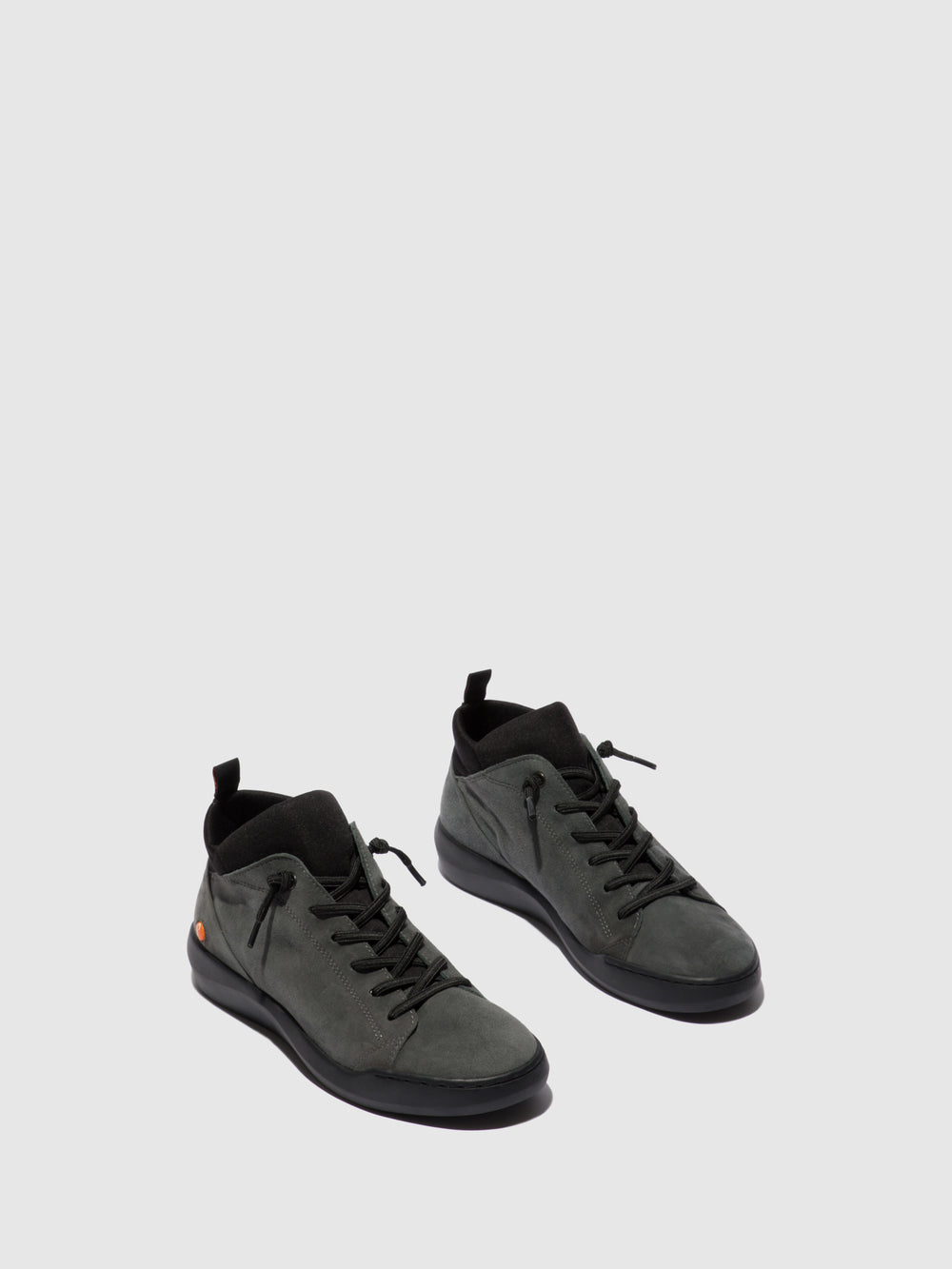 Hi-Top Trainers BIEL549SOF GREY SLATE