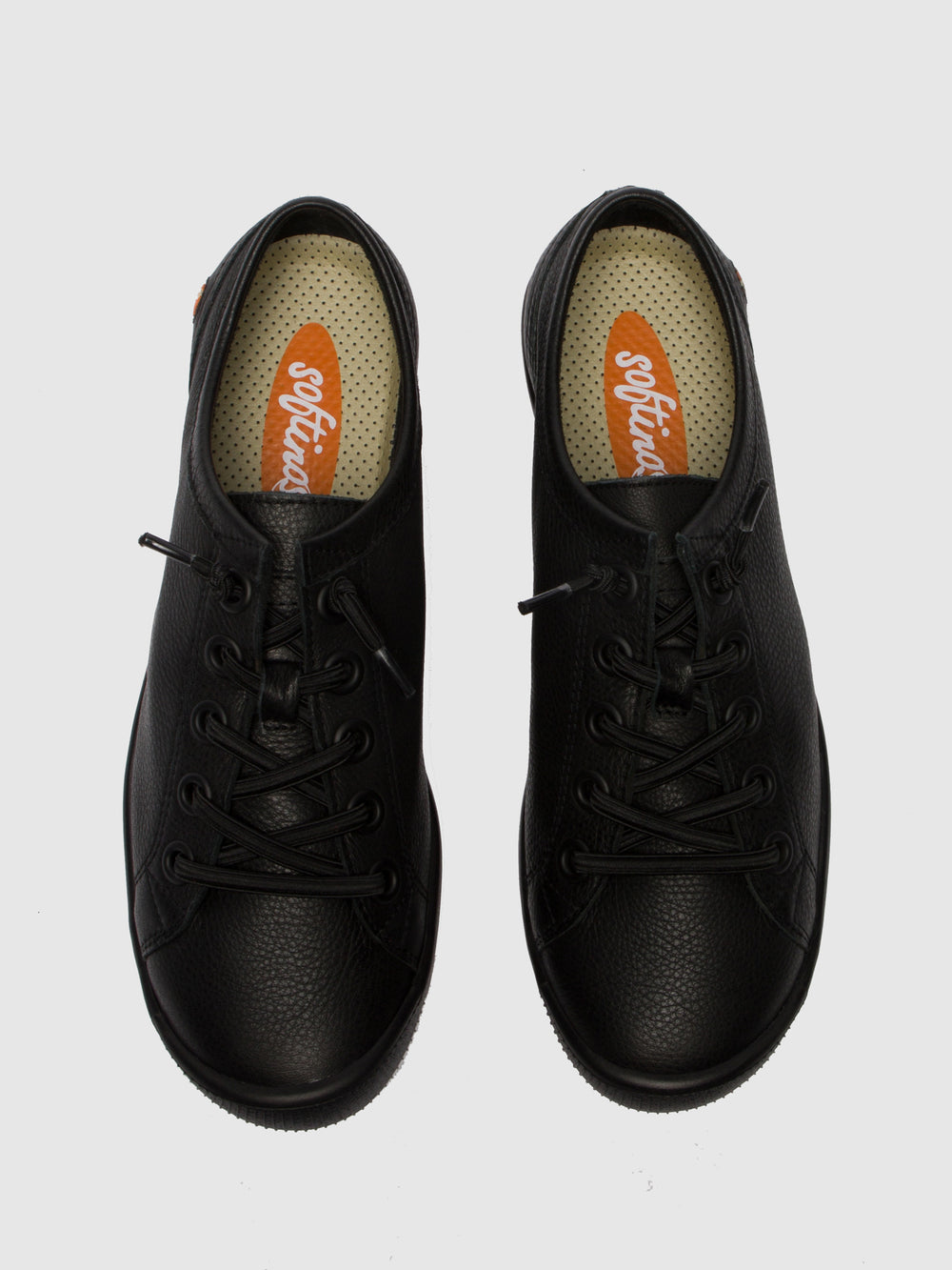 Elasticated Trainers ISLAII557SOF BLACK