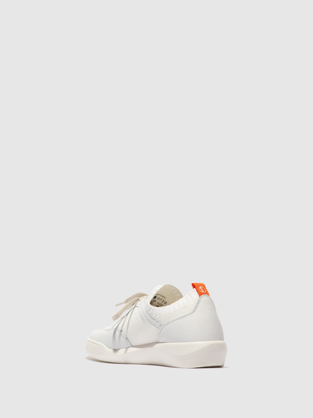 Lace-up Trainers BEAE565SOF WHITE/WHITE