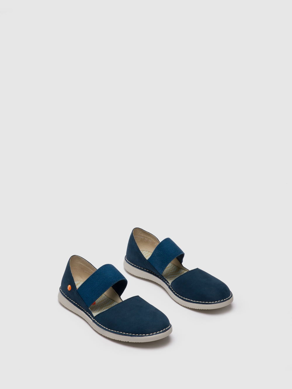 Elasticated Shoes TEJA576SOF Navy