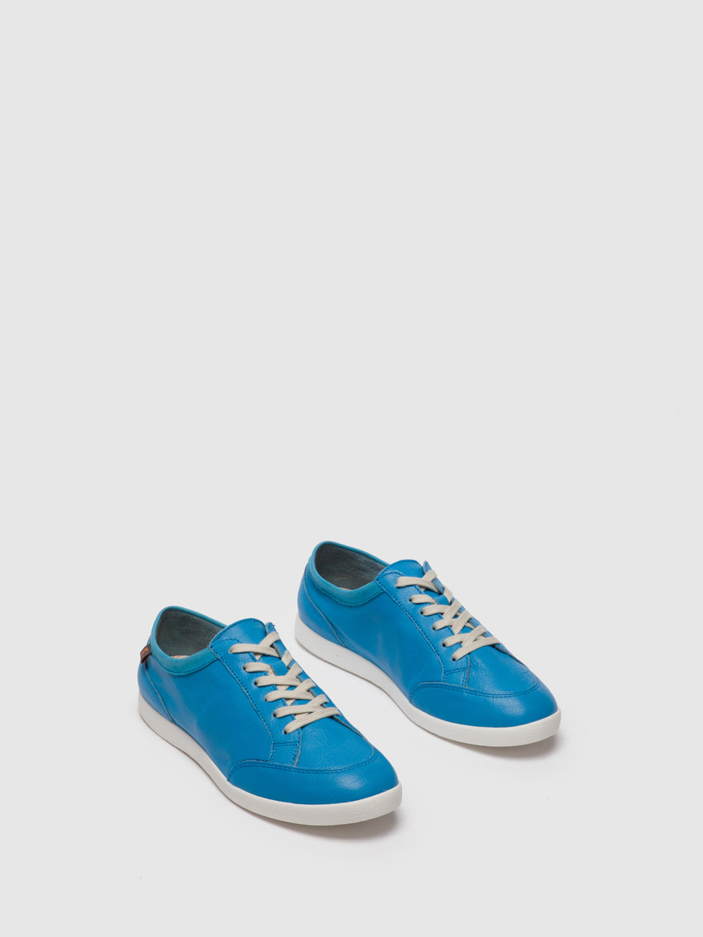 Lace-up Trainers LYLA578SOF Azure