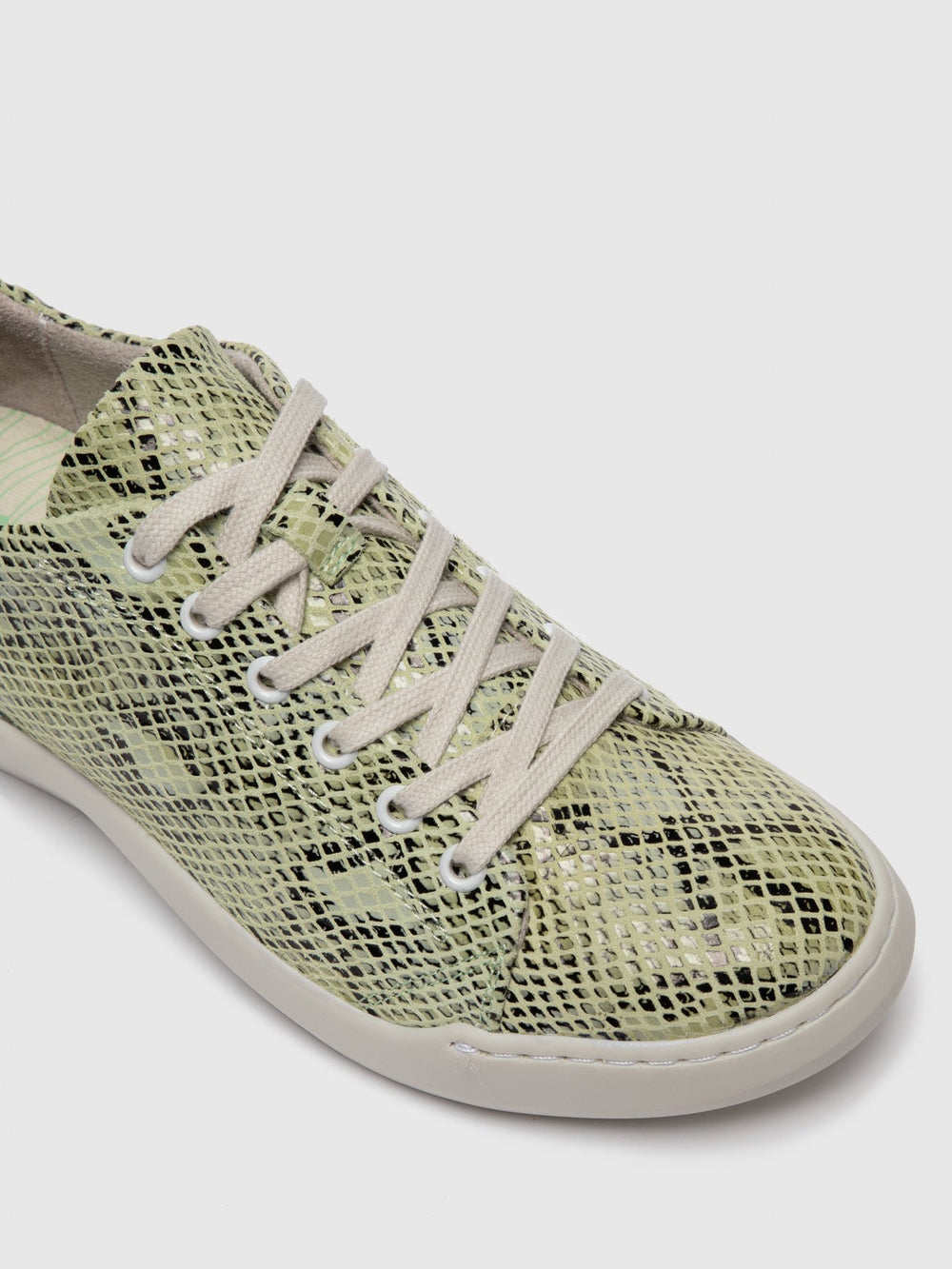 Lace-up Trainers BAUKII579SOF Green