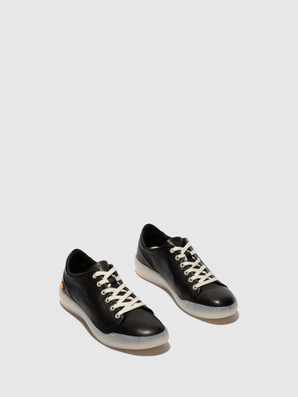 Lace-up Trainers BAUKII579SOF SUPPLE BLACK