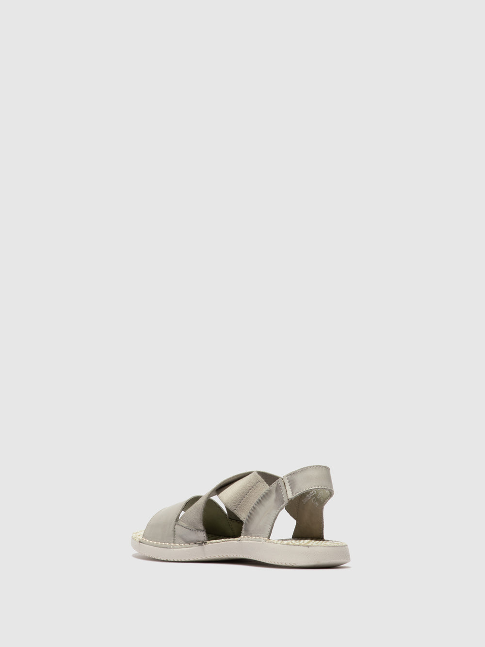 Crossover Sandals TEUL580SOF WASHED LIGHT GREY