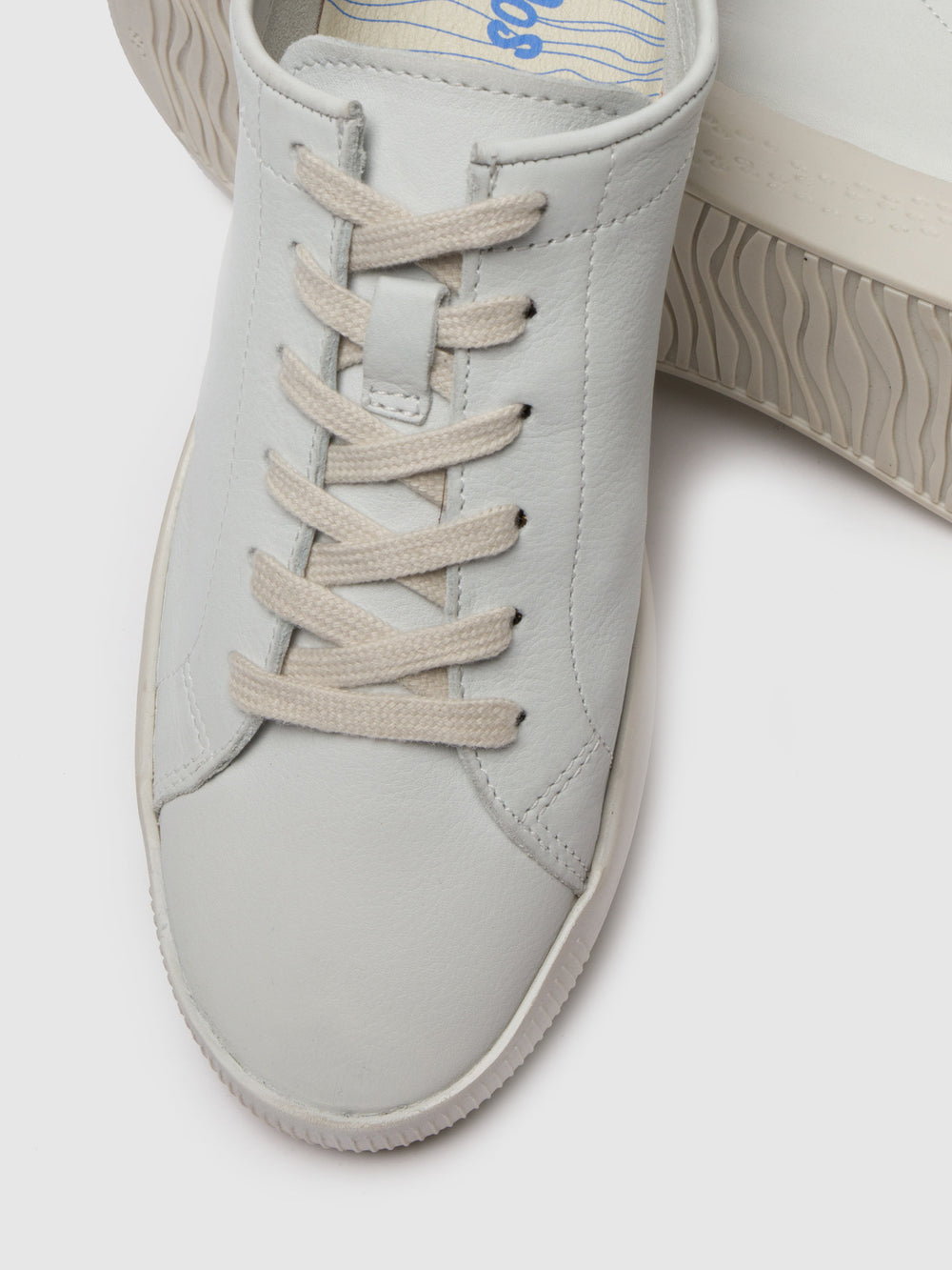 Lace-up Trainers SADY584SOF White