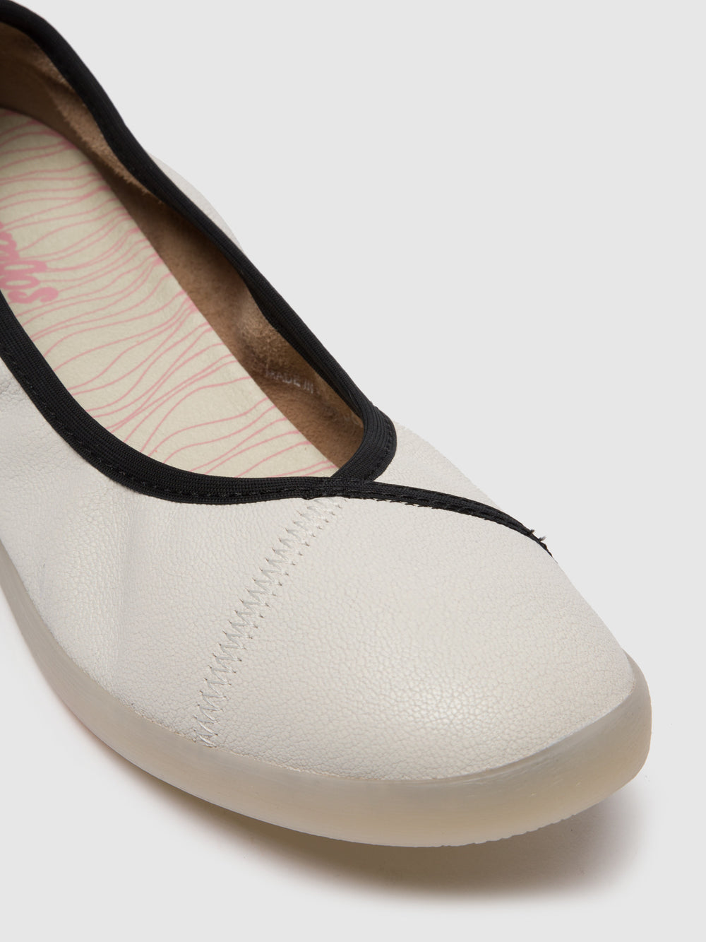 Slip-on Shoes LILI593SOF White