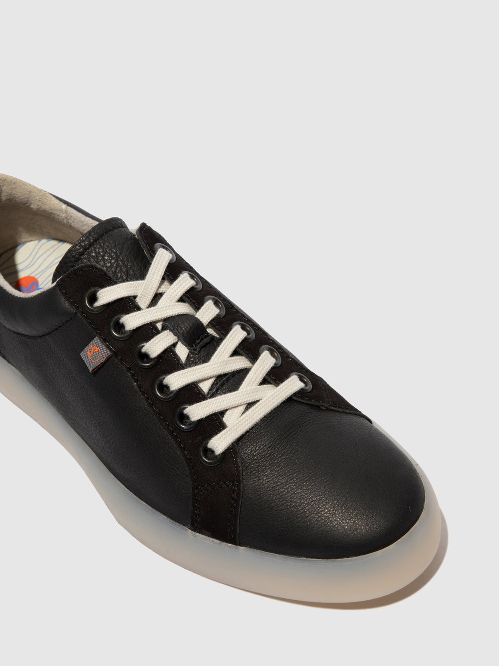 Lace-up Trainers REED595SOF Black