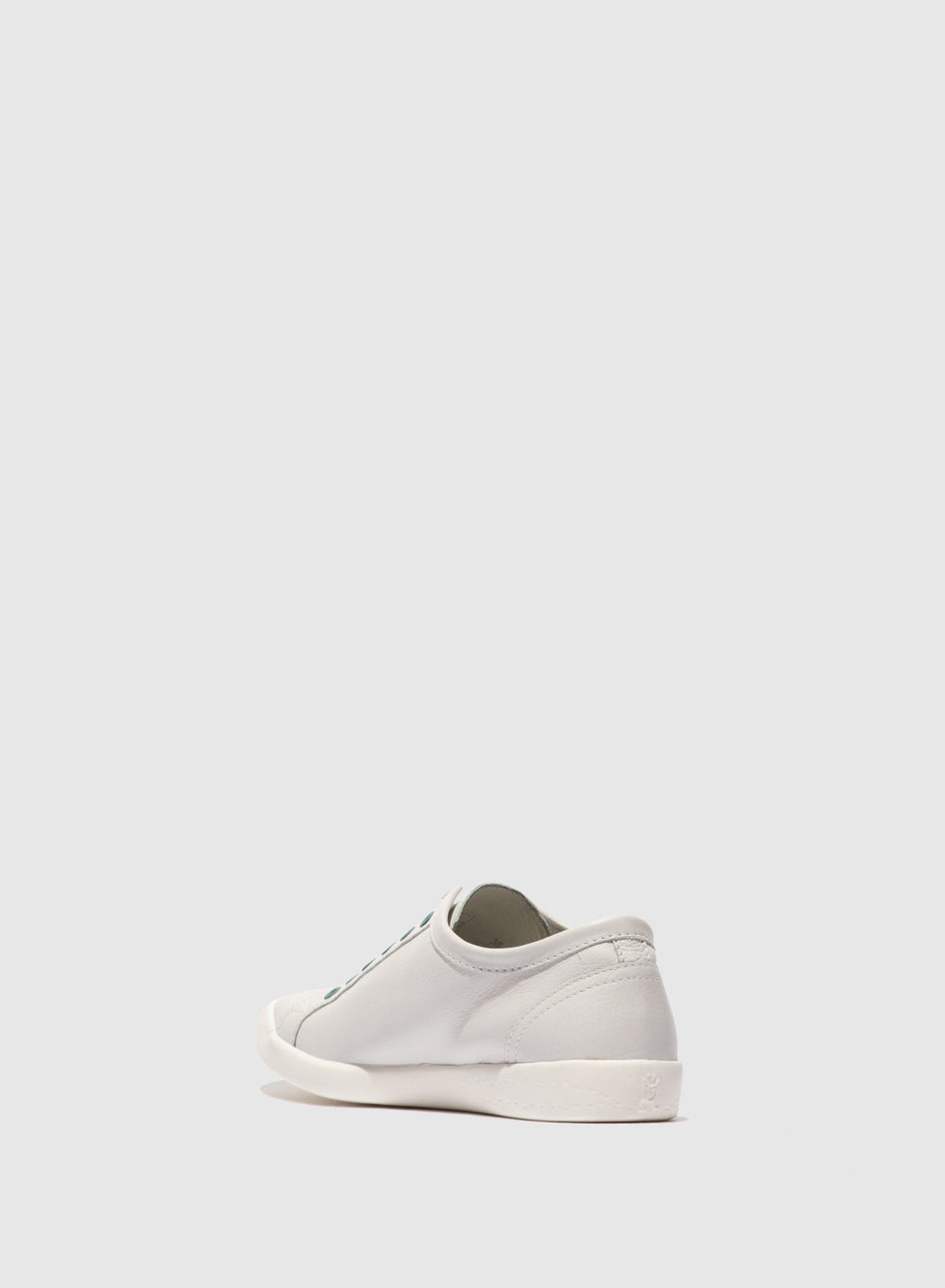 Slip-on Trainers IRIT637SOF SMOOTH WHITE W/ BLUE ELASTIC