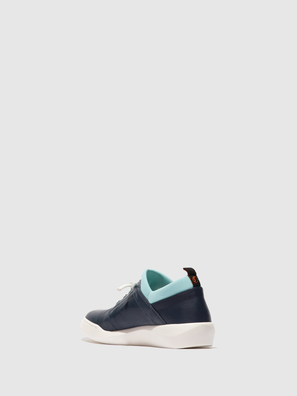 Elasticated Trainers BRYA638SOF SMOOTH NAVY