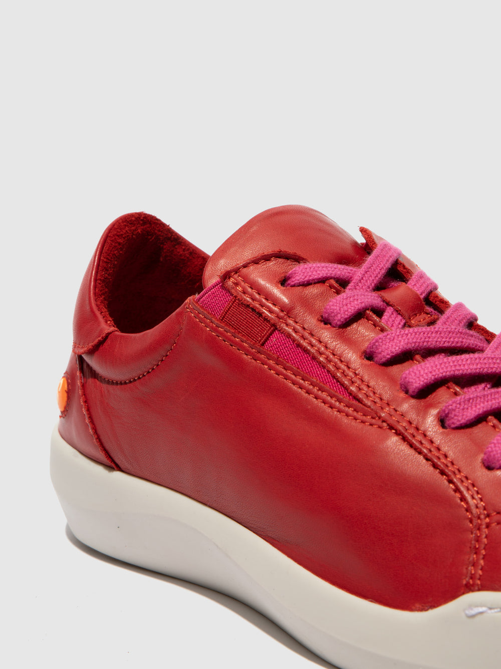 Lace-up Trainers BELV639SOF SUPPLE CHERRY RED