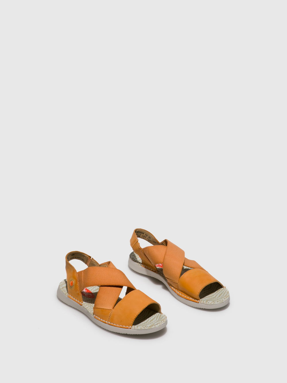 Crossover Sandals TEUL580SOF Orange