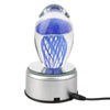 Creative Ball Rotated Light Shine Jellyfish Music Box