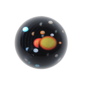 Feng Shui 3D Solar System Home Decor