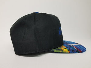Sticknwrap Hawaiian Hat #4