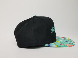 Sticknwrap Hawaiian Hat #5