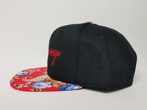 Sticknwrap Hawaiian Hat #3