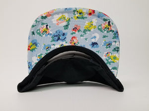 Sticknwrap Hawaiian Hat #7