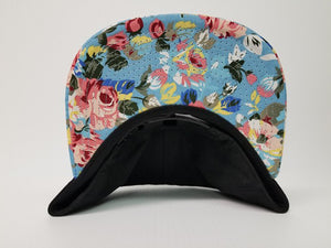 Sticknwrap Hawaiian Hat #6